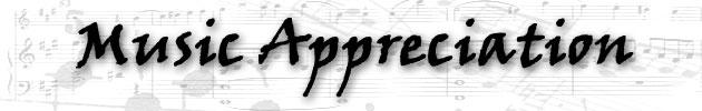 Music appreciation assign 4