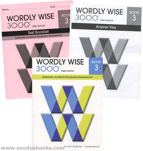 Wordly Wise 3000 7 Related Keywords
