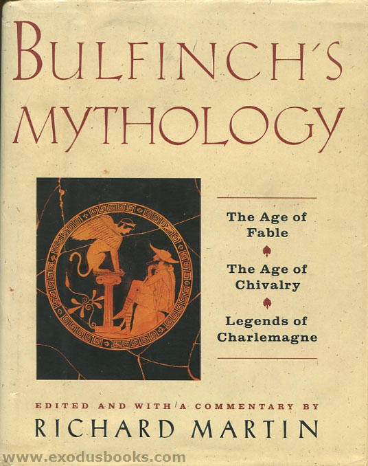 bulfinchs greek and roman mythology essays Greek and roman mythology was born because people were curious to know about the root of their existence: how they came to the world, and everything that surrounds them.